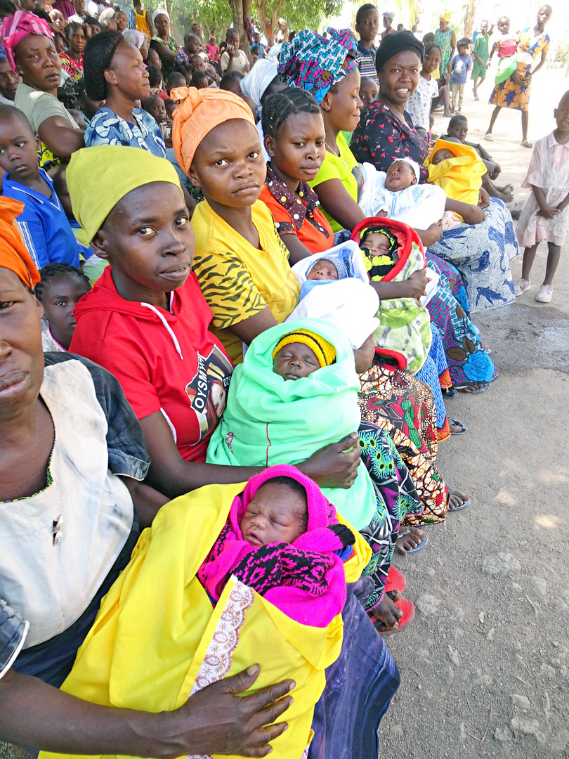 centrafrica mamme bambini